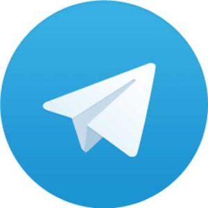 تلگرام دنیای وب