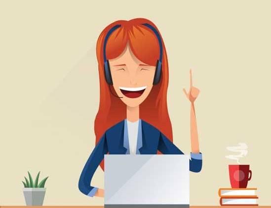 مزایای چت آنلاین در طراحی سایت