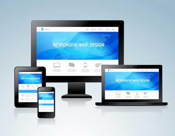 طراحی سایت ریسپانسیو چیست؟
